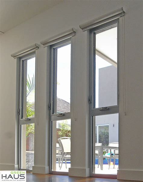 soundproof glazing glazed pvc windows