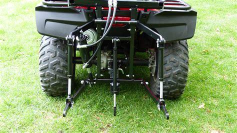 atv rear mounted  point hitch agri market insight