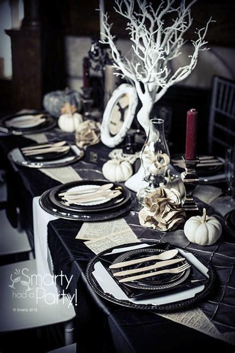 halloween themed dinner edgar allan poe themed dinner party inspiration by smarty