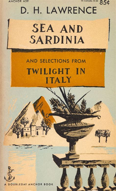 twilight in italy books sea and sardinia and selections from twilight in italy by