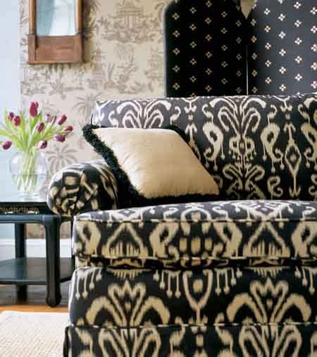 ikat settee 58 best ikat images on pinterest