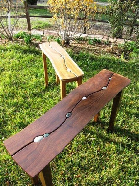 wood and stone bench 101 best images about bench project on pinterest
