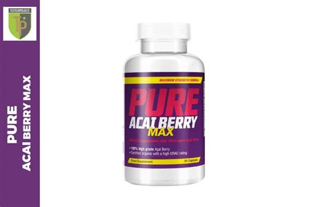 Acai Cleanse Detox Test by Acai Berry Max Test Et Avis