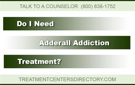 Do You Detox From Adderall by Do I Need Adderall Addiction Treatment