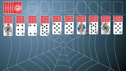 play free games spider solitaire | gamesworld