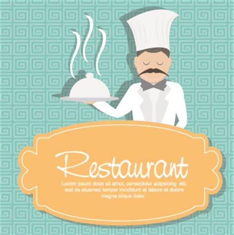 restaurant cover layout restaurant menu cover design set 01 vector cover free