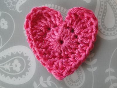 crochet heart pattern free youtube how to crochet a heart