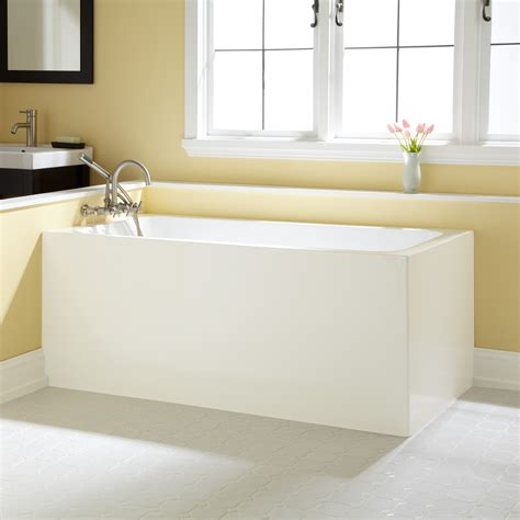 aliyah acrylic corner tub bathroom