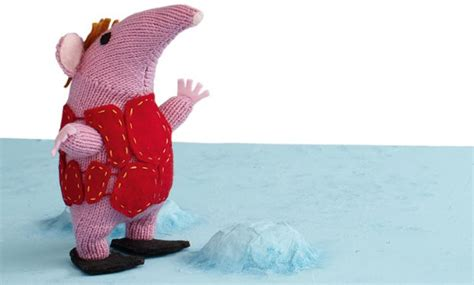 knitting pattern clangers clangers tiny clanger knitting pattern