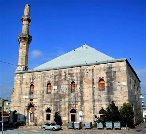 list of mosques in greece