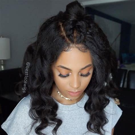 wigs for heavy women heavy density kinky straight virgin brazilian hair 360