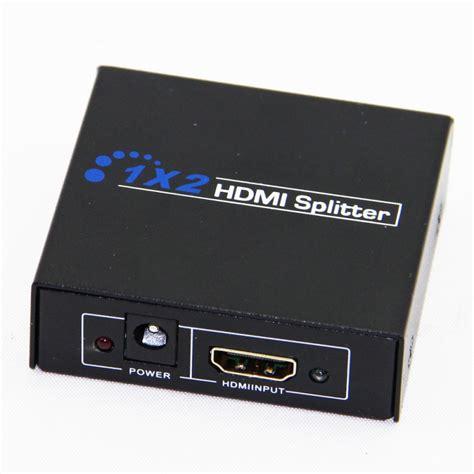 Howell Hdmi Splitter 4 Port Ver 14 hdmi splitter 2 ports 1080p 3d ver 1 4
