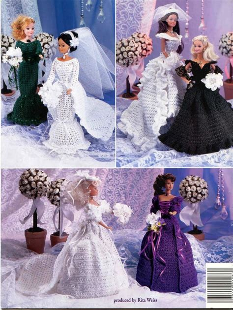 fashion doll dress patterns free crochet patterns for clothes archives