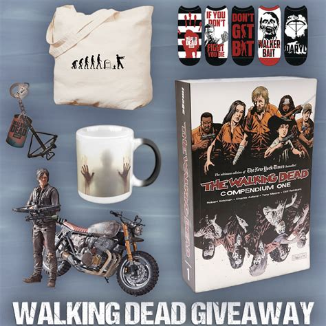 Walking Dead Giveaway - epic wednesdays 1 3 2018 epic ya