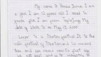 Exemple De Lettre En Anglais Pour Un Correspondant Exemple D Objection De Vente
