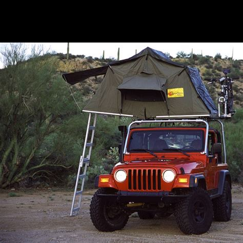 Jeep Tent Jeep Wrangler Overhead Tent This Would Be For
