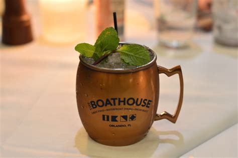 boathouse drink 25 drinks of christmas countdown day 7 mint julep at