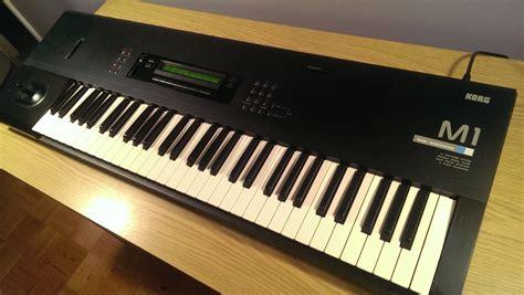 Keyboard Korg All Type korg m1 image 1709224 audiofanzine