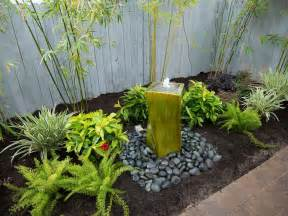 water fountains for small backyards backyard design ideas