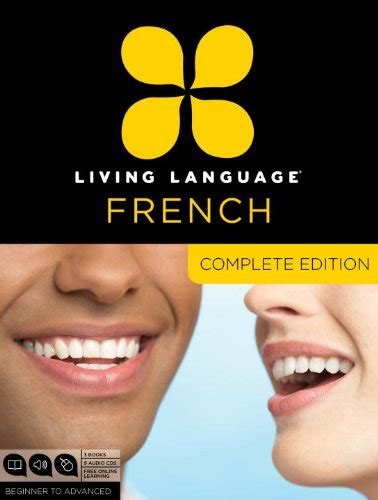 living language complete edition living language complete edition beginner through