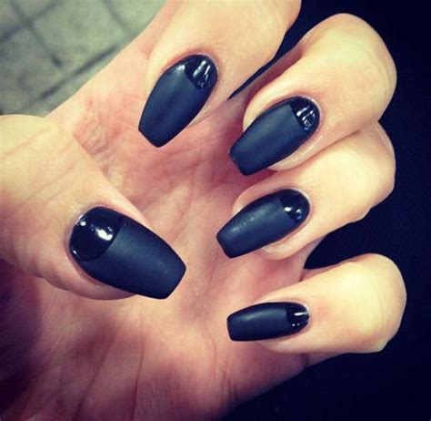 easy nail art with green and black easy black nail art designs ideas 2013 2014 fabulous