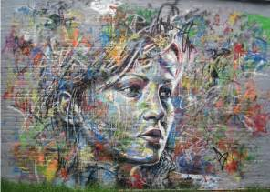 Spray Paint Artists Famous - spary paint and graffiti portraits by david walker
