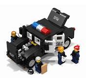 LEGO Ideas  Police Swat Team