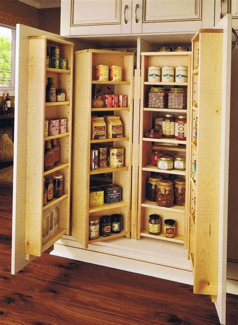 Kitchen Pantry Cupboard Designs by How To Build A Kitchen Pantry Cabinet Plans Home Design