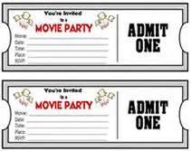 movie theater theme on pinterest