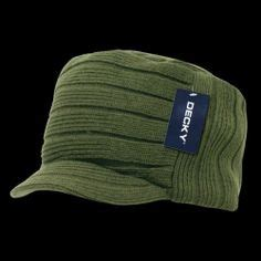 Decky Boots 7 Black winter hat this style is a must this winter hats