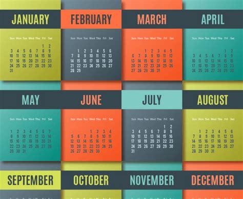 Calendario 2017 Para Descargar Calendarios 2016 Coloridos Para Descargar E Imprimir Jumabu