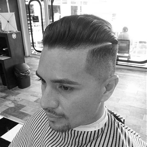 modern combover fade haircuts directions hairs picture gallery