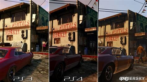 wann kommt gta5 für ps4 grand theft auto v new comparison among ps3 ps4 and pc
