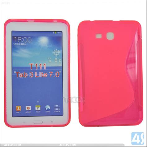 Cover Galaxy Tab 3 Lite Tpu Gel Skin For Samsung Galaxy Tab 3 Lite T110