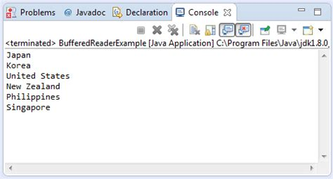 java pattern end of line end of file in java bufferedreader free software and