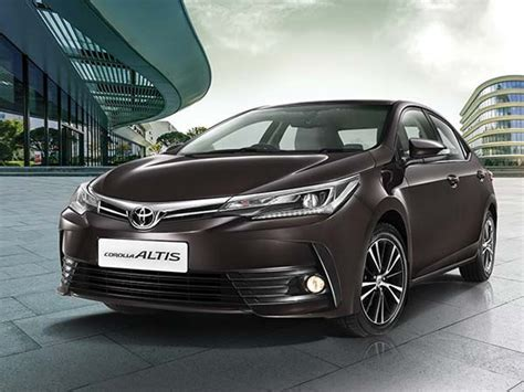 Toyota Corolla India 2017 Toyota Corolla Altis Launched In India Prices Start