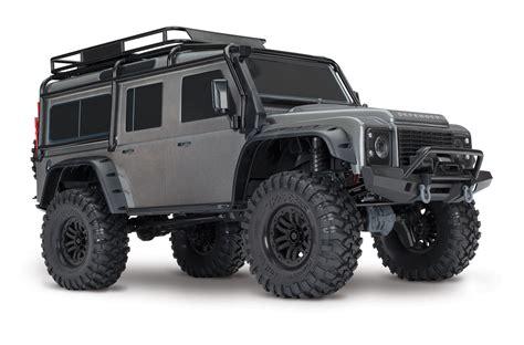 toyota land rover defender traxxas trx 4 trx4 crawler land rover defender 110 traxxas