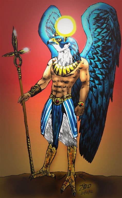 The Of Horus der bewusste freigeist horus of sun gods