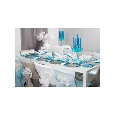 Impressionnant Serviettes De Table Tissu #7: Housses-de-chaise-bleu-ciel-intisse-uni-avec-noeuds-les-10.jpg