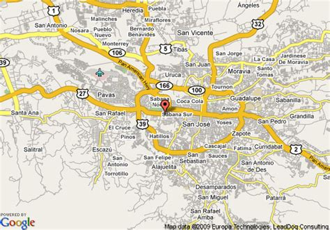 valle texas map barcelo rincon valle costa rica deals see hotel photos attractions near barcelo rincon