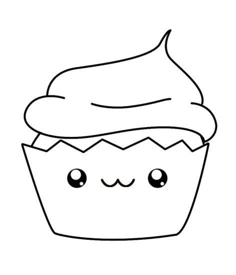 imagenes blanco y negro kawaii im 225 genes kawaii dibujos para colorear tiernos y bonitos