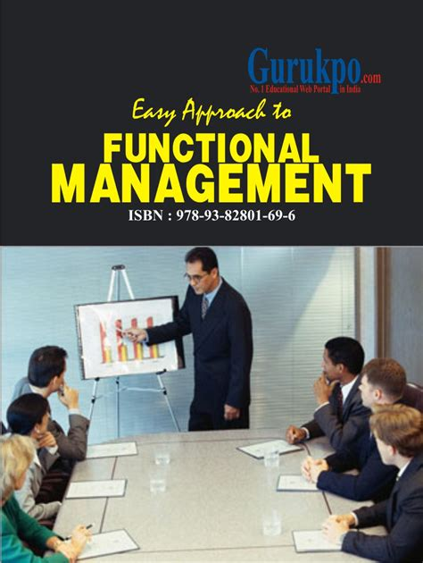 Gurukpo Mba Notes by Functional Management Free Study Notes For Mba Mca Bba