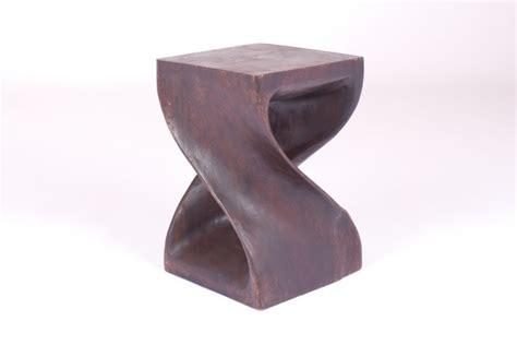 twisted wood side table twisted wood side table tryonforcongress