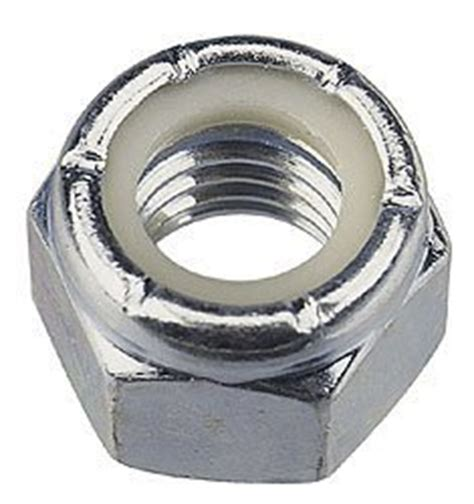 Lock Nuts Bearing An 27 Bmbasb stainless insert lock nuts 5 16 quot 18 qty 50 nylock hardware nut and bolt sets