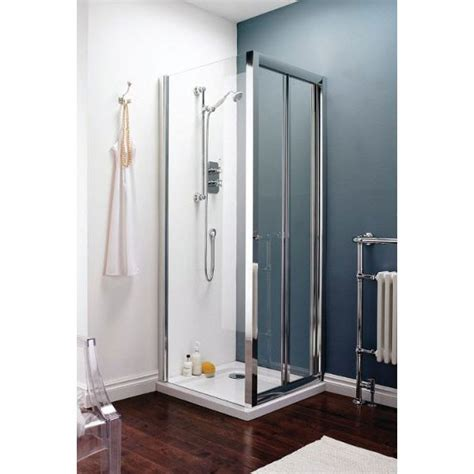 Image Ultra Shower Door Ultra Pacific 760mm Bi Fold Shower Door