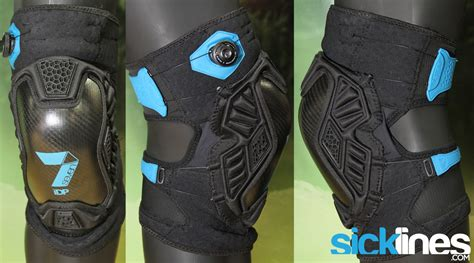 seven idp protection armor 2014 tactic knee pad sick lines gallery