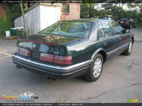 Cadillac Seville 1995 by 1995 Cadillac Seville Sls Polo Green Metallic