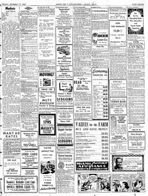 Daily Oklahoman Records Miami Daily News Record From Miami Oklahoma 183 Page 11