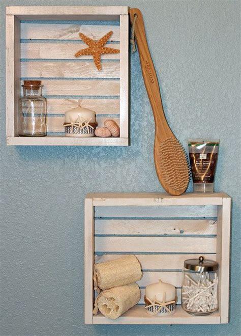 nautical bathroom shelves 25 best ideas about beach bathrooms on pinterest beach room coastal decor and