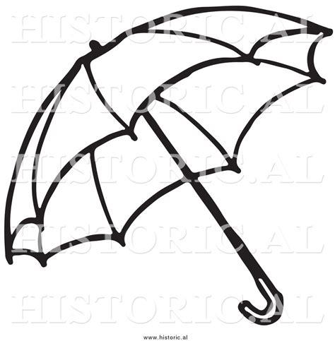 Umbrella Outline Clip Art (26 )